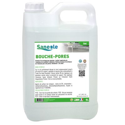 Pr paration for Bouche pore carrelage